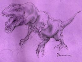 trex by dragonalth