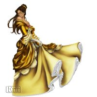 Belle by SweetFluffyCandy