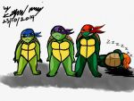 Young turtles by kitty20k