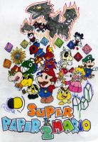 Super Paper Mario 2 by extremesonic101