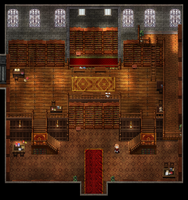 Grand Library by KingsCourtGames