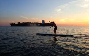 Stand and Paddle SUP 6860 by PaddleGallery