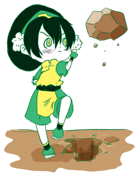 more toph by Cloverminto
