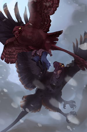 Heart of Ice: Trick vs Smithi by Aiggy