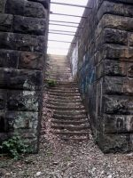 Stone Stairs by MorganCG