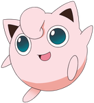 Jigglypuff by Crystal-Ribbon