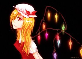 Flandre Scarlet by einstery