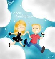 Happy Aniversary.. by sachi92