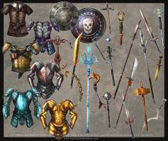 Warsong items 7 by Tsabo6