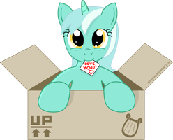 Lyra in a box by negasun