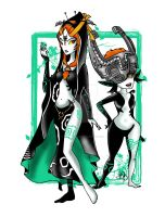 Midna by DeedNoxious