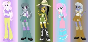 Missing Equestria Girls characters 3 by PrincessLunalovesme