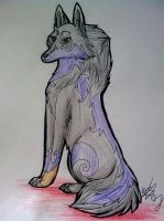 SELL wolf!!! by Dead-2012