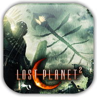 Lost Planet 2 Game Icon 2 by Wolfangraul