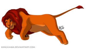 Simba by KingSimba