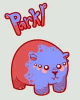 Parkl the Monster by Jade-Xe