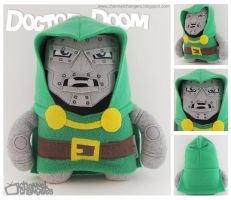 Doctor Doom by ChannelChangers