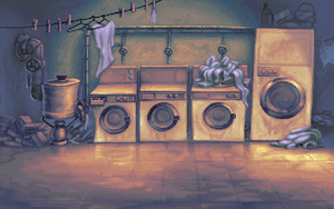 laundry room by paler123