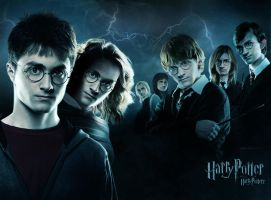 Harry Potter by AsparagusTrevor