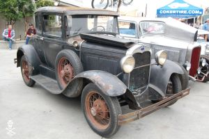 1930 Ford Model A Sports Coupe by CZProductions