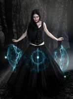 The Wiccan by xyldrae