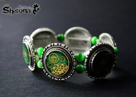 green steampunk by Shisona