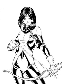 Dani Moonstar Revisited by JamieFayX