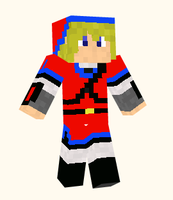 Alternate Link Minecraft Skin by Chaosfyre