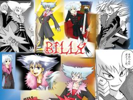 Billy Wallpaper by Kara-tails