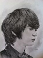 SHINee Minho by DENITSED