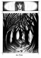 Chapter #3 Blood #15 by Saffella