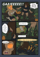 Servants of the Hallow-Qween p3 by Stevan29