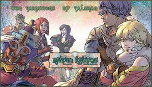 Ten Variations - Baten Kaitos by zer0mugen