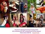 Spring 2015 Cosplay Sale! by koumori-no-hime