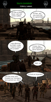 Skyrim QuickShots - History Lesson *SPOILERS* by HelloMyNameIsEd
