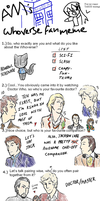 Doctor Who Meme by AqueousSerenade