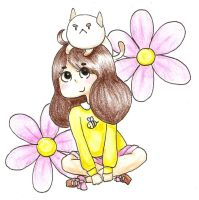Bee and Puppycat by jsunny