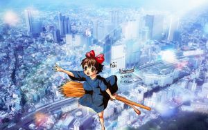 Kikis Delivery Service by JasiChan17