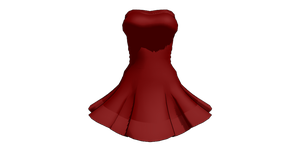 MMD Dress DL by 2234083174