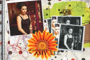 Amy Lee by dreamsaresacred