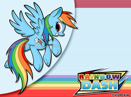 Rainbow Dash by Hydro-King
