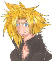 Cloud Strife by Xxhot-mindsxX85