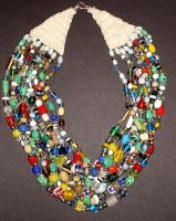 necklace 289 by KirkaLovesJewels