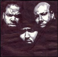 Westside Connection by raj1v