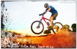 mountain bike by charliemonster