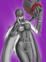Ladydevimon by Artman-eyt