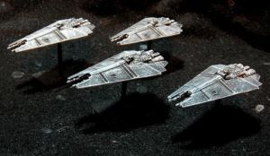 Star Destroyers by Spielorjh