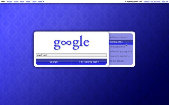 Google 2.0 by enigma06
