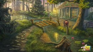 ERS Game Studios - DT5 - Swamp by deArcane