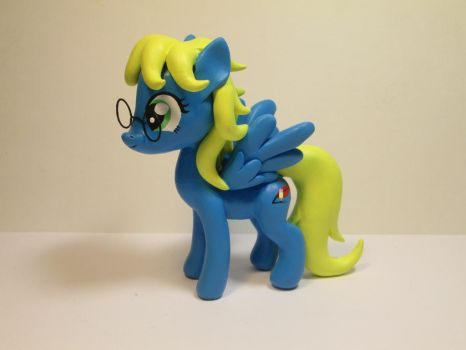 Pastelina OC Commission by EarthenPony